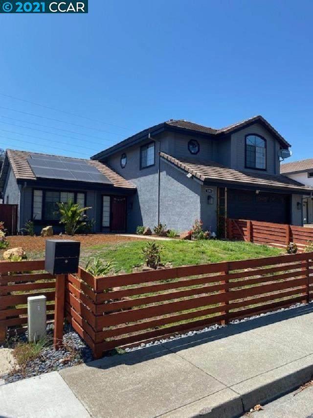 Britannia Dr., Vallejo, CA 94591 (#CC40965080) :: Real Estate Experts