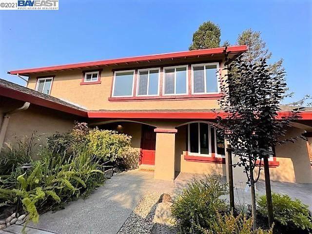 6124 Greenridge Rd, Castro Valley, CA 94552 (#BE40965091) :: Intero Real Estate