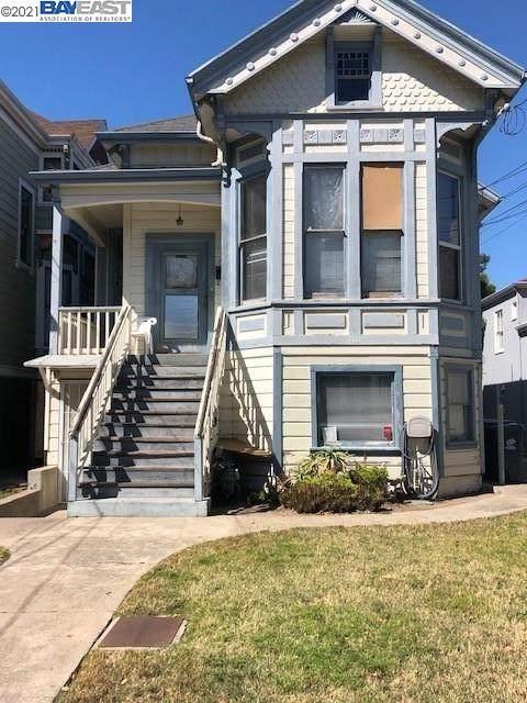 2111 San Antonio Avenue, Alameda, CA 94501 (#BE40965247) :: The Goss Real Estate Group, Keller Williams Bay Area Estates