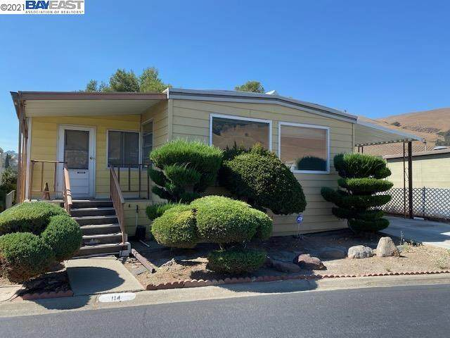 711 Old Canyon Rd 114, Fremont, CA 94536 (#BE40965249) :: The Gilmartin Group