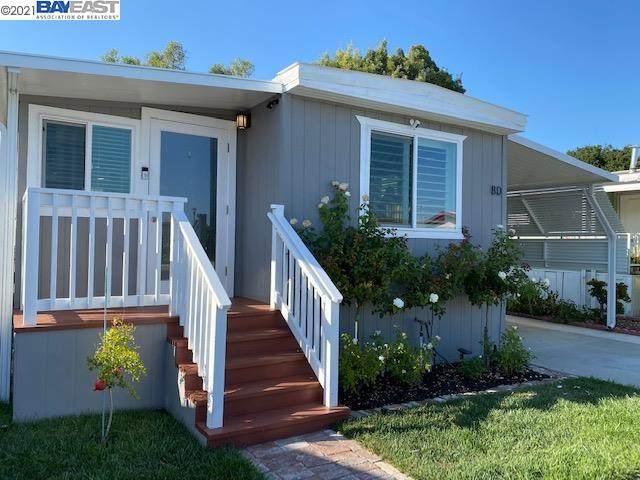 4141 Deep Creek Rd. 80, Fremont, CA 94555 (#BE40967076) :: Schneider Estates