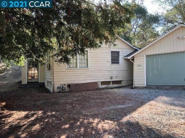 3326 Vaughn Rd, Lafayette, CA 94549 (#CC40967195) :: The Kulda Real Estate Group