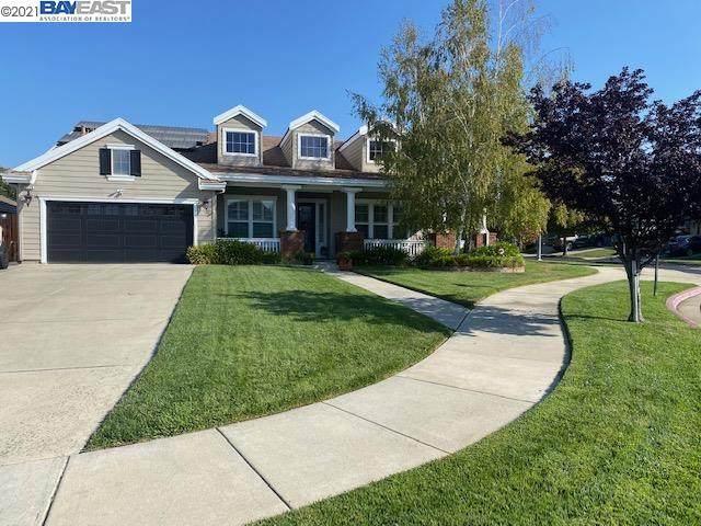 1170 Lexington Way, Livermore, CA 94550 (#BE40967583) :: Robert Balina | Synergize Realty
