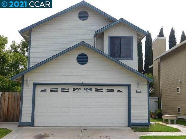 1812 Cedarwood Ter, Brentwood, CA 94513 (#CC40968223) :: Olga Golovko
