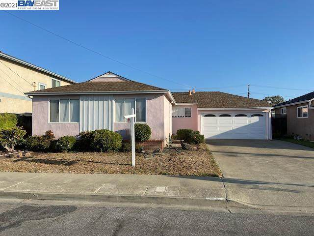 1006 Castle St, San Leandro, CA 94578 (#BE40968225) :: The Kulda Real Estate Group