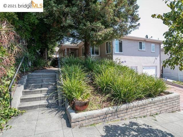 1354 E 36Th St, Oakland, CA 94602 (#EB40968953) :: The Sean Cooper Real Estate Group