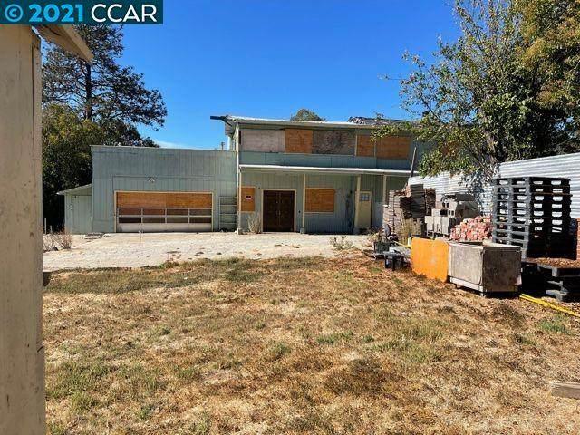 4110 Fruitvale Avenue, Oakland, CA 94602 (#CC40970596) :: The Sean Cooper Real Estate Group