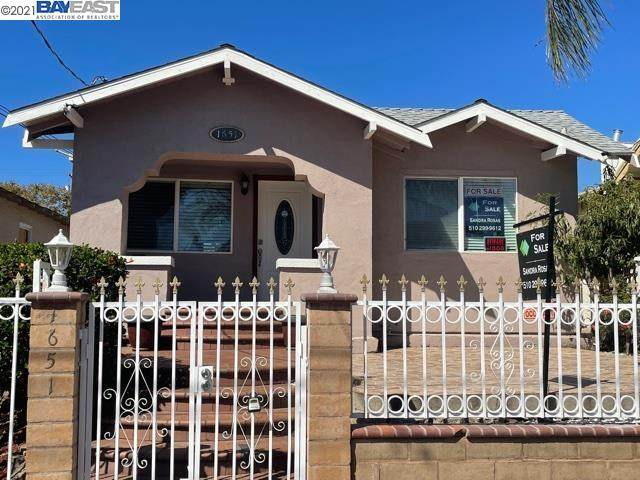 1651 67Th Ave, Oakland, CA 94621 (#BE40970757) :: The Sean Cooper Real Estate Group