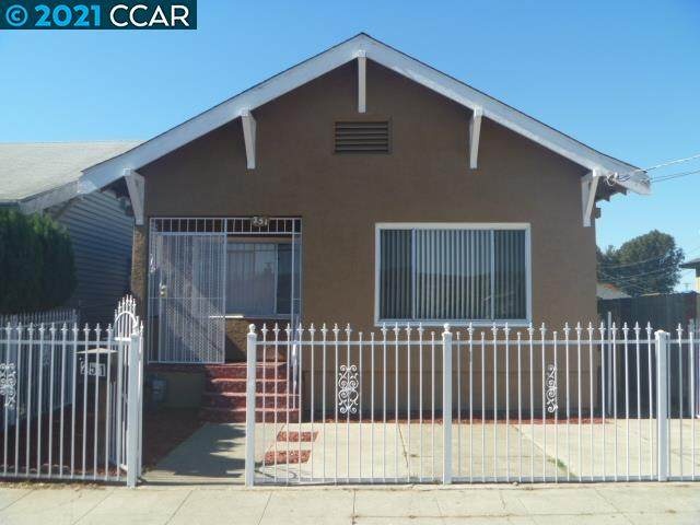251 S 35Th St, Richmond, CA 94804 (#CC40971231) :: The Kulda Real Estate Group