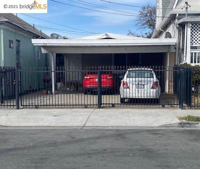 1917 Nevin, Richmond, CA 94801 (#EB40971409) :: The Kulda Real Estate Group