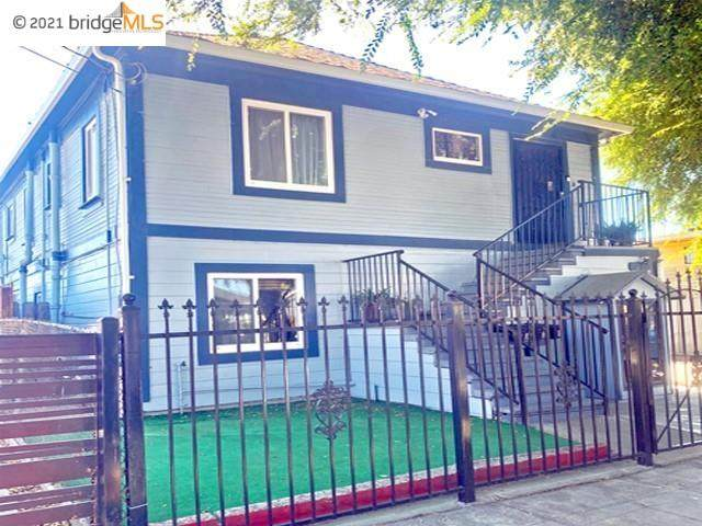 1274 79Th Ave, Oakland, CA 94621 (#EB40972127) :: The Sean Cooper Real Estate Group
