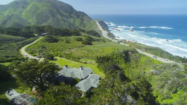 38525 Highway 1, Carmel, CA 93923 (#ML81700302) :: Strock Real Estate