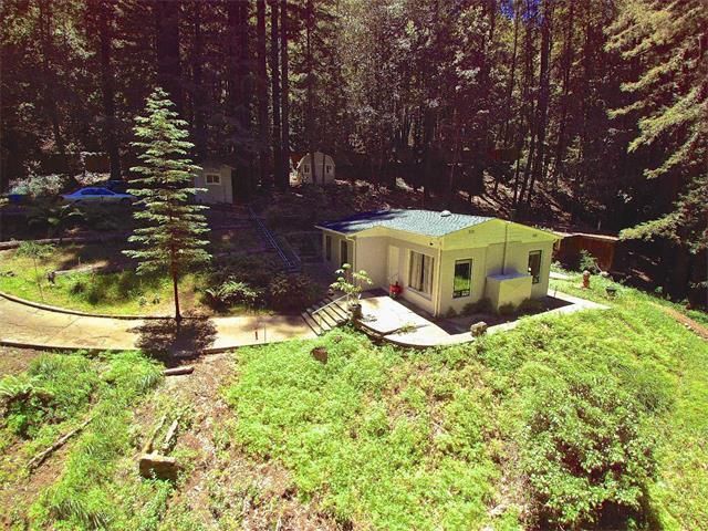 1850 Ice Cream Grade, Santa Cruz, CA 95060 (#ML81701316) :: The Dale Warfel Real Estate Network