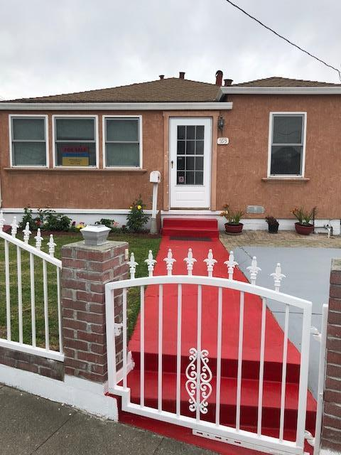 593 Meek Ave, Hayward, CA 94541 (#ML81701513) :: The Gilmartin Group