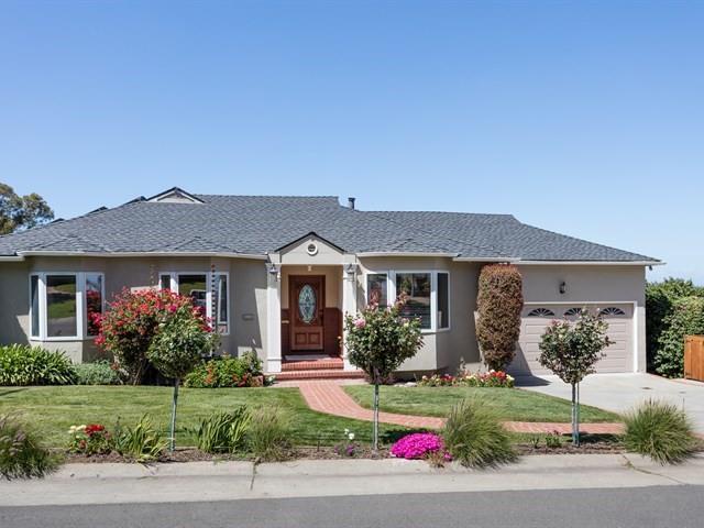 306 41st Ave, San Mateo, CA 94403 (#ML81702017) :: The Kulda Real Estate Group