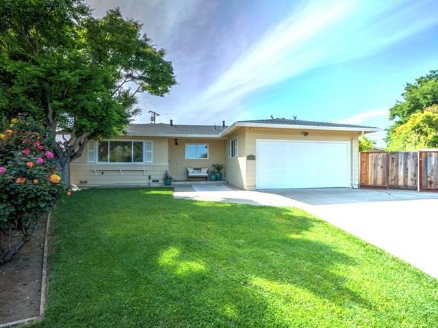 125 Calado Ave, Campbell, CA 95008 (#ML81702215) :: Intero Real Estate
