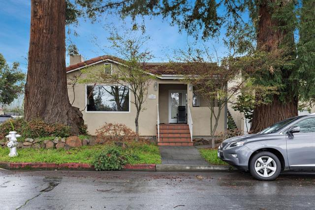 1107 High School Way, Mountain View, CA 94041 (#ML81704734) :: Strock Real Estate