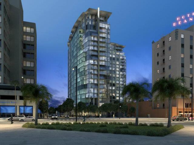 38 N Almaden Blvd 400, San Jose, CA 95110 (#ML81705742) :: The Dale Warfel Real Estate Network