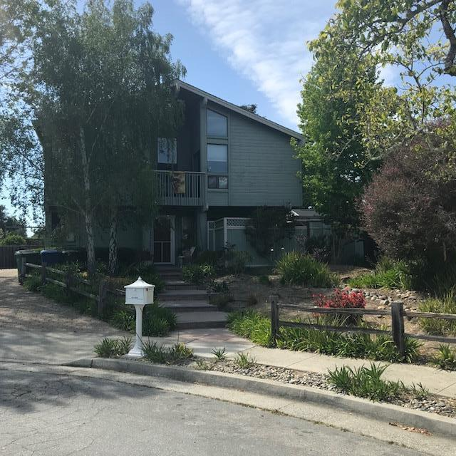 377 Waugh Ave, Santa Cruz, CA 95065 (#ML81706357) :: The Warfel Gardin Group