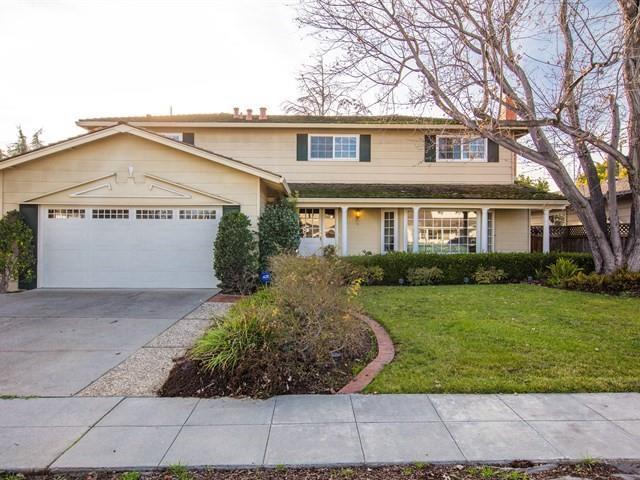 2481 Parquet Ct, San Jose, CA 95124 (#ML81706887) :: The Goss Real Estate Group, Keller Williams Bay Area Estates
