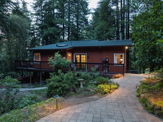 260 Condor Ave, Ben Lomond, CA 95005 (#ML81709219) :: Brett Jennings Real Estate Experts