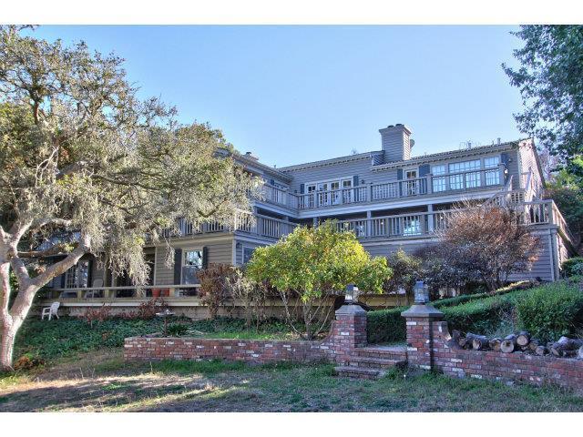 27 Alta Mesa Cir, Monterey, CA 93940 (#ML81712804) :: Strock Real Estate