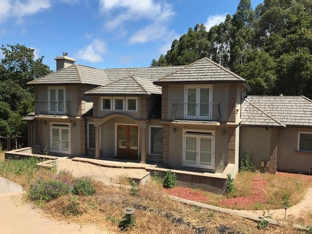 14390 Douglass Ln, Saratoga, CA 95070 (#ML81715608) :: The Warfel Gardin Group