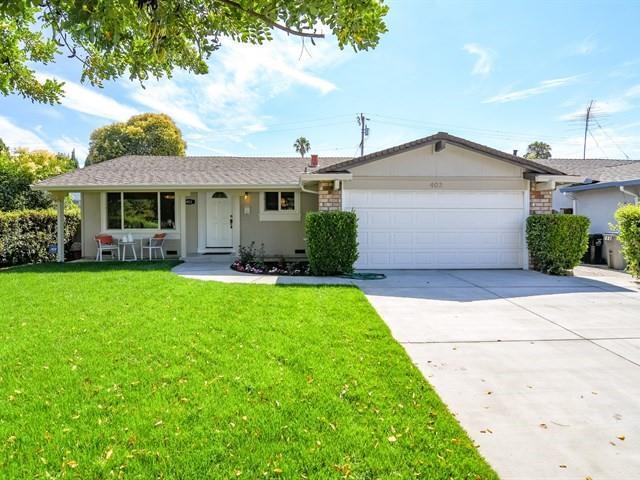 403 Ariel Dr, San Jose, CA 95123 (#ML81715650) :: RE/MAX Real Estate Services