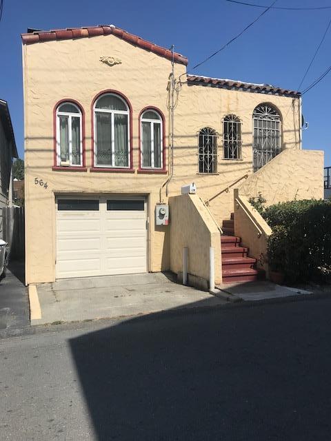 564 Hensley Ave, San Bruno, CA 94066 (#ML81719249) :: The Kulda Real Estate Group