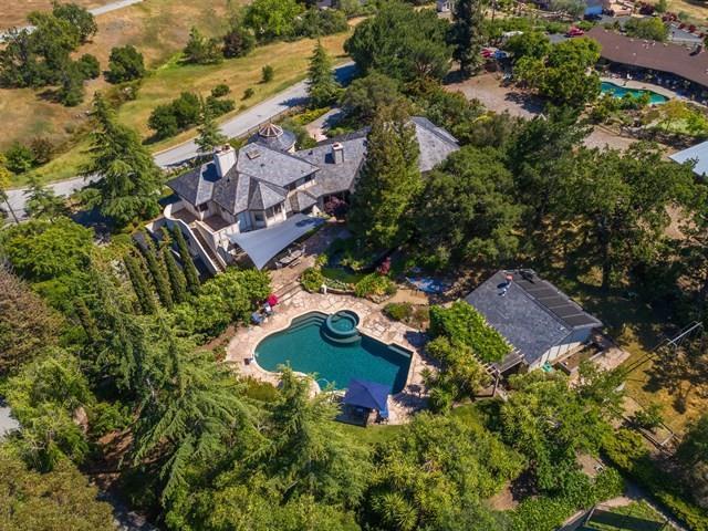 305 Jane Dr, Woodside, CA 94062 (#ML81722636) :: Strock Real Estate