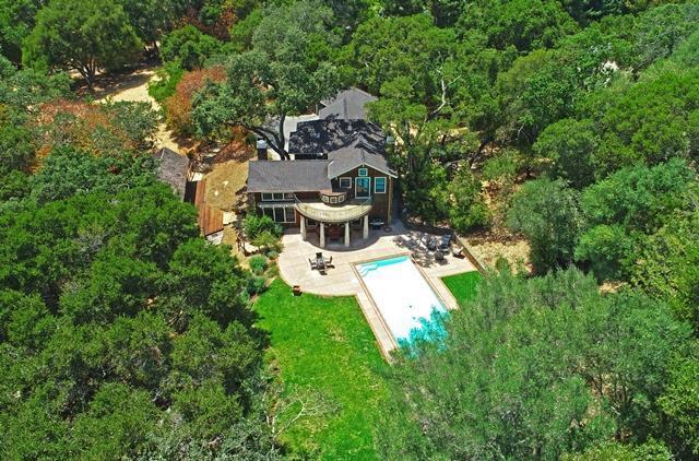 95 Tallwood Ct, Atherton, CA 94027 (#ML81723798) :: The Kulda Real Estate Group