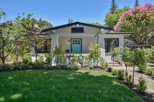 159 Waverley St, Palo Alto, CA 94301 (#ML81724943) :: The Kulda Real Estate Group