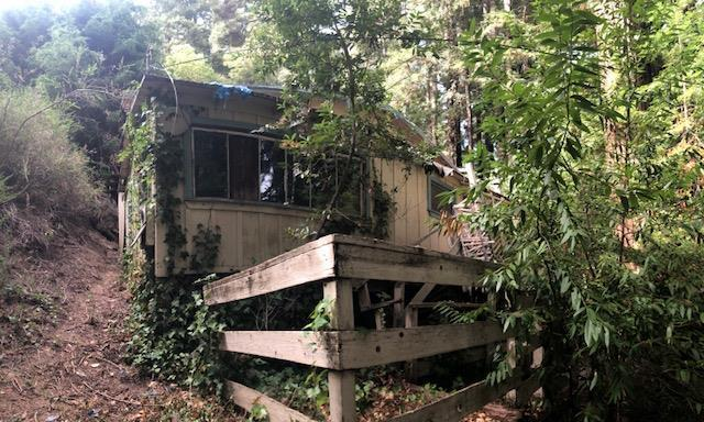 383 Hillside Dr, Boulder Creek, CA 95006 (#ML81728417) :: The Kulda Real Estate Group