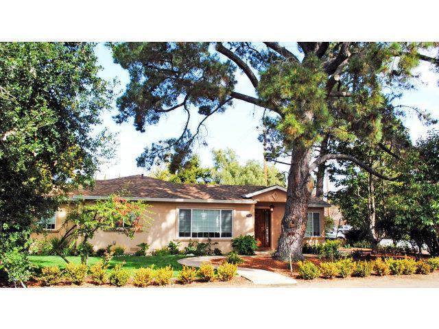 169 E Portola Ave, Los Altos, CA 94022 (#ML81730732) :: The Kulda Real Estate Group