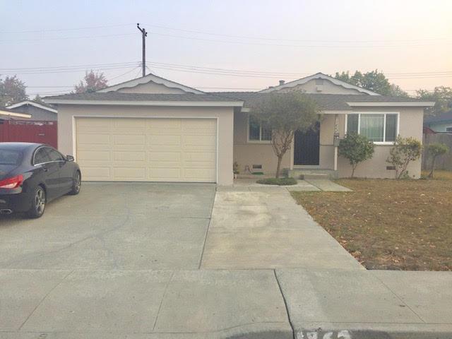 1862 Eisenhower Dr, Santa Clara, CA 95054 (#ML81731435) :: The Goss Real Estate Group, Keller Williams Bay Area Estates