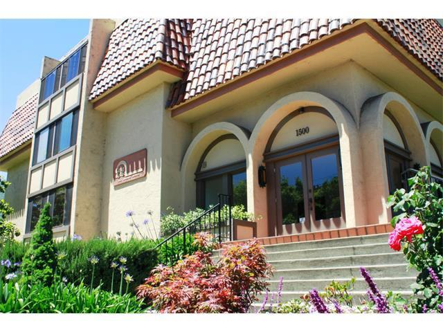 1500 Howard Ave 204, Burlingame, CA 94010 (#ML81731468) :: The Gilmartin Group