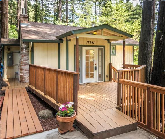 17593 Comanche Trl, Los Gatos, CA 95033 (#ML81735735) :: Strock Real Estate