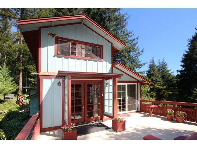 9913 Alba Rd, Ben Lomond, CA 95005 (#ML81735798) :: Julie Davis Sells Homes