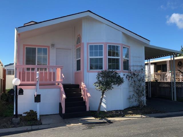 2395 Delaware Ave 116, Santa Cruz, CA 95060 (#ML81736845) :: Strock Real Estate