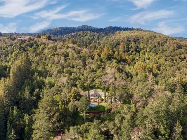2083 Portola Rd, Woodside, CA 94062 (#ML81738162) :: The Kulda Real Estate Group