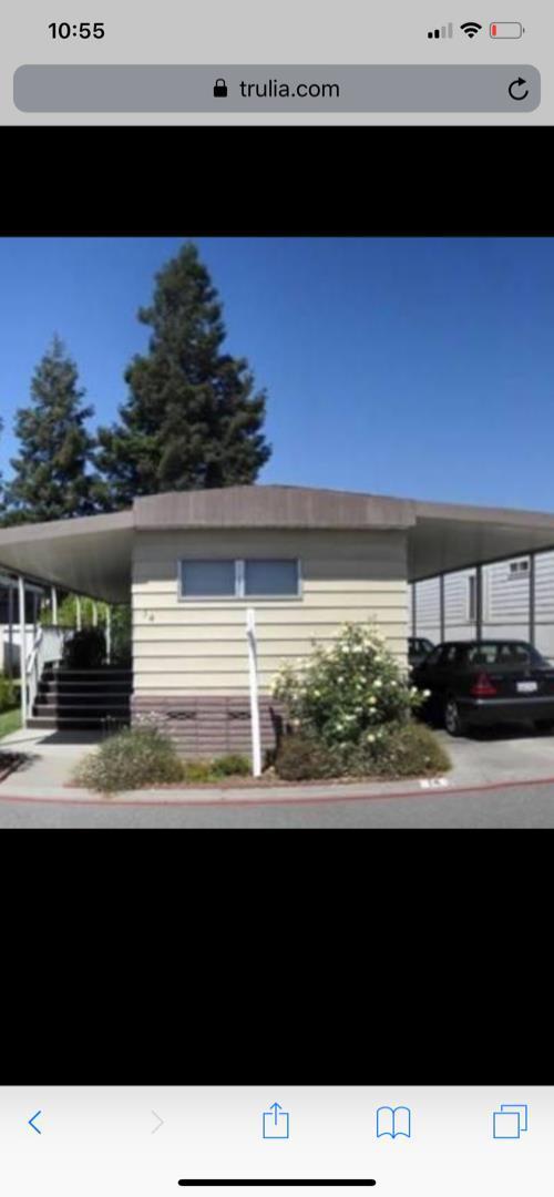 555 Umbarger Rd 14, San Jose, CA 95111 (#ML81738945) :: Strock Real Estate