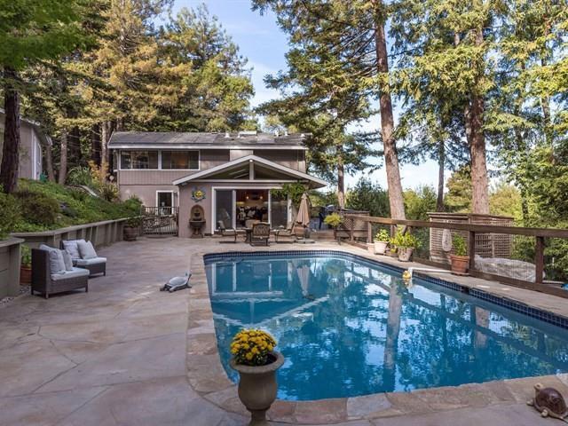 518 Patrol Rd, Woodside, CA 94062 (#ML81739271) :: The Kulda Real Estate Group