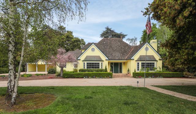 38 Tuscaloosa Ave, Atherton, CA 94027 (#ML81747131) :: Julie Davis Sells Homes