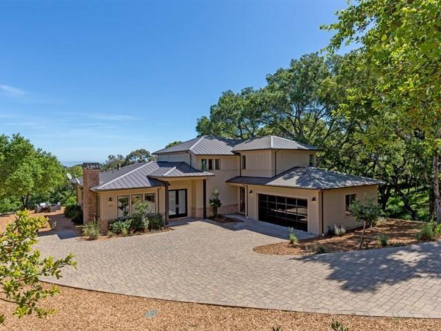 133 Marva Oaks Dr, Woodside, CA 94062 (#ML81748044) :: The Goss Real Estate Group, Keller Williams Bay Area Estates