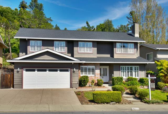 1829 Los Altos Dr, San Mateo, CA 94402 (#ML81748108) :: Strock Real Estate
