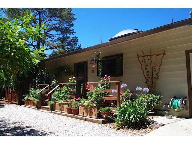 420 Woodland Dr, Scotts Valley, CA 95066 (#ML81748217) :: The Kulda Real Estate Group