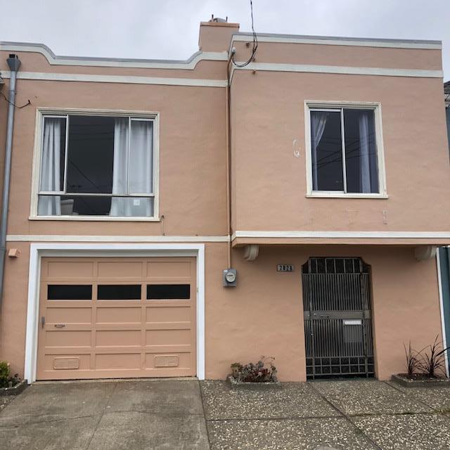 2828 Wawona St, San Francisco, CA 94116 (#ML81752415) :: Strock Real Estate