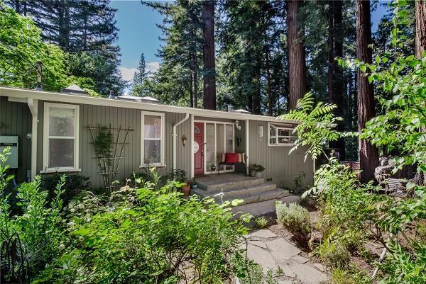 114 Rollingwood Dr, Boulder Creek, CA 95006 (#ML81752448) :: The Gilmartin Group