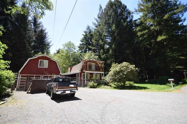 811 Sandmann Rd, Crescent City, CA 95531 (#ML81752557) :: Strock Real Estate