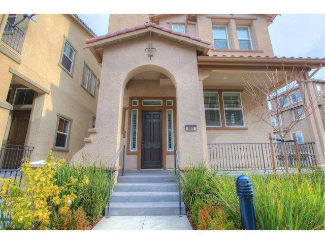 889 Carino Ter, Milpitas, CA 95035 (#ML81756578) :: The Goss Real Estate Group, Keller Williams Bay Area Estates